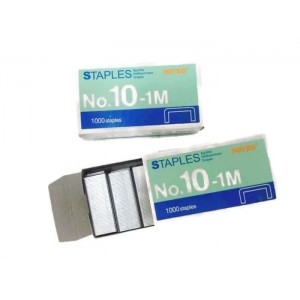 Isi Staples no 10