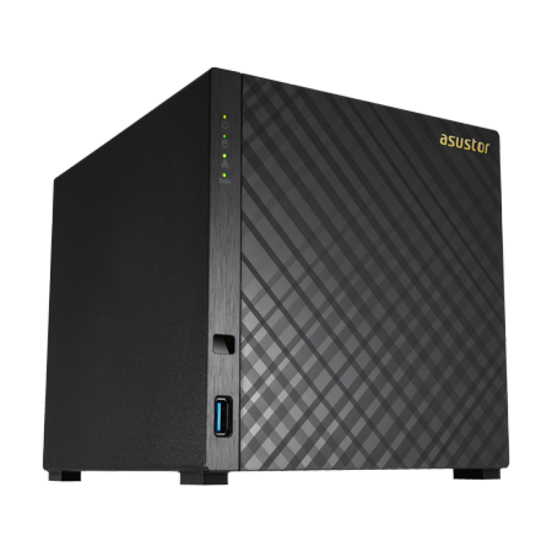 ASUSTOR NAS Tower (AS3104T)